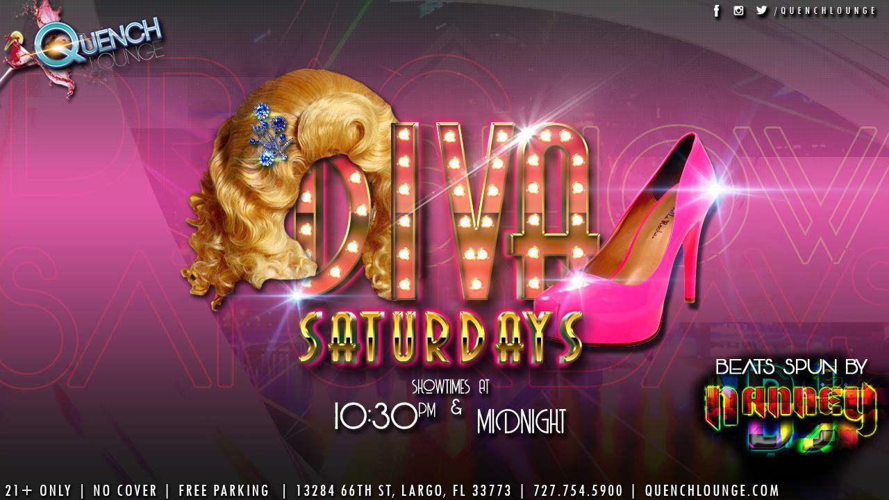 Diva Saturdays