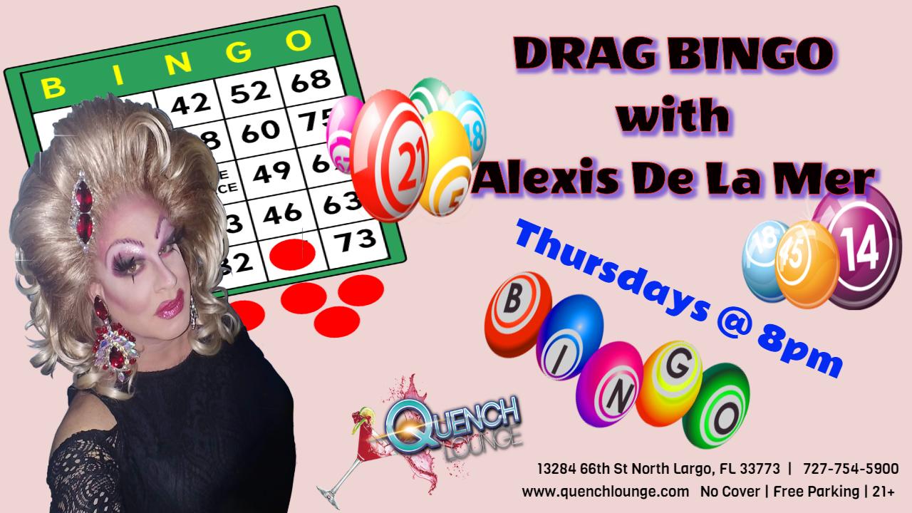 Bingo Thursdays 8PM